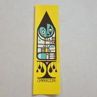 Darkroom Skateboard Griptape - Yellow