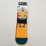 Odd Sox x Mermaid Man And Barnacle Boy Nickelodeon Socks