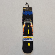 Odd Sox X Back To The Future Socks - Outa Time