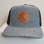 DC Trucker Hat - Grey