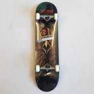 "Tony Hawk - 7.75"" Tony Hawk Crown Skateboard - Black"