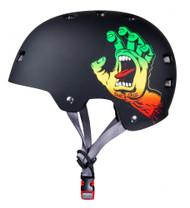 Bullet x Santa Cruz Helmet - Rasta