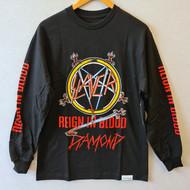 Diamond x Slayer Reign in Blood Longsleeve - Black
