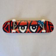 """Krooked 7.75"""" Big Eyes Complete Skateboard"""