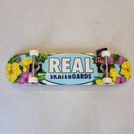 REAL Oval Blossoms Complete Skateboard - 8 Inch