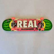 REAL Oval Watermelons Complete Skateboard - 7.75 Inch