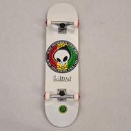 Blind Complete Pro Skateboard - Rasta - 8.125 Inch
