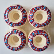 Blind OG Stretch Skateboard Wheels 51mm - White