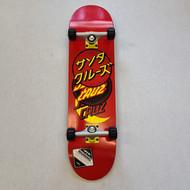 "Santa Cruz Complete Skateboard Group Dot - 8"""