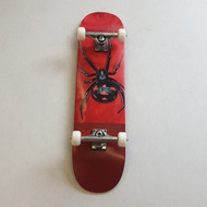 "Mini Logo 8"" Black Widow Complete Skateboard Setup"