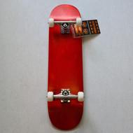 "Mini Logo 8.25"" Complete Skateboard Setup - Red"