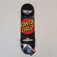 "Santa Cruz Complete Skateboard Classic Dot - 8 inch"""
