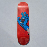 "Santa Cruz x Screaming Hand Deck - 8"" - Red"