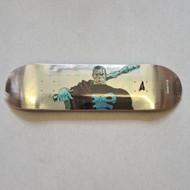 "Primitive Skateboards x Moebius x Marvel  Punisher 8.25"" Skateboard Deck"