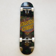 "Santa Cruz Glow Complete Skateboard - 7.75"""