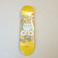 RIPNDIP Cerberus Board Skateboard Deck - Yellow