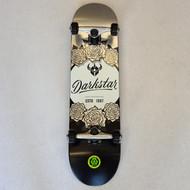 Darkstar - Silver Complete Skateboard - 8 Inch