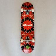 Almost Complete Pro Skateboard - Tilte Pattern - 7.75 Inch Wide