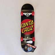 Santa Cruz Dot Logo Super Micro Board - 7.25 Inch