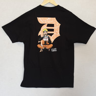 Primitive Skateboards X Naruto - Ichiraku Dirty P Tee - Black