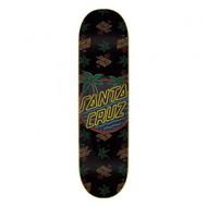 "Santa Cruz Glow Dot 7.75"" Skateboard Deck"