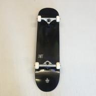 """Enuff 7.75"""" Logo Stain Complete Skateboard Setup - Black"""