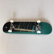 "Enuff Half Stain 8"" Complete Skateboard Setup - Forest Green"