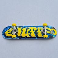 "Enuff Graffiti Logo 7.25"" Skateboard Complete - Blue"