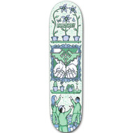 "Fracture Adswarm 8"" Skateboard Deck"