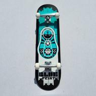 Blueprint Babushka Complete Skateboard - 8.25 Inch - Teal