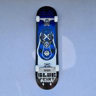 Blueprint Babushka Complete Skateboard - 8 Inch - Blue