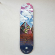 "Primitive 8.125"" Bento Skateboard Deck"