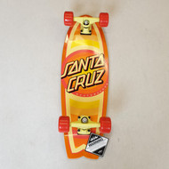 "Santa Cruz Gleam Dot Cruiser Complete - 8.8 ""x 27.7"""