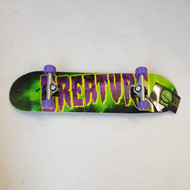 Creature Skateboards - Galexy Logo -  7.8 Inch Wide