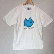 Leon Karssen Cat Tee - White