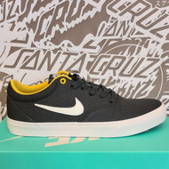 Nike SB Charge - Canvas Shoe - White Solar Flare