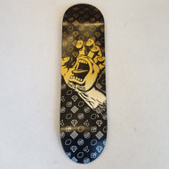 "Santa Cruz 8.25"" Screaming Hand Jackpot Skateboard Deck"