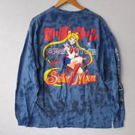 Primitive X Sailor Moon Guardian Long Sleeve Tee - Blue