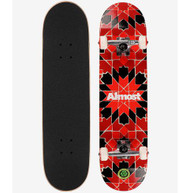 Almost TIle Pattern Complete Pro Skateboard 7.75""