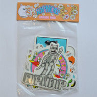 RIPNDIP Sticker Pack - Spring Pack