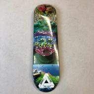 """Palace Benny Fairfax 8.06"""" Skateboard Deck"""