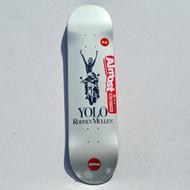 Almost Skateboards MullenPro Model -  8 inch Deck