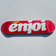 Enjoi Skateboards Logo Deck - 7.75 inch Deck