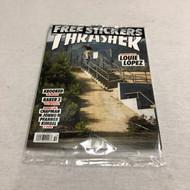 Thrasher Skateboard Magazine October 2020 Edition