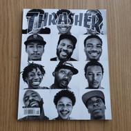 Thrasher Skateboard Magazine September 2020 Edition