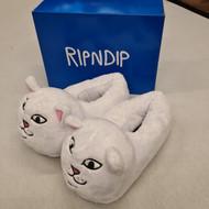 RIPNDIP - Nermal Slippers - White