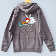 101 Bunny Trap Hoody - Brown