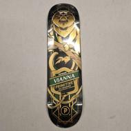 "Primitive Vianna 8.25"" Skateboard Deck - Gold/Black"