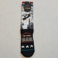 Stance x Johnny Cash Socks - Black