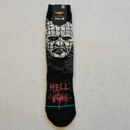 Stance x Hell Rasier - Black
